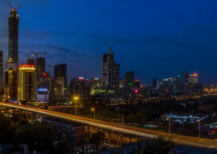 今年前五月北京办公楼销售量同比下跌一半