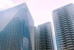 8月份上海各区办公物业租赁市场热力指数TOP10