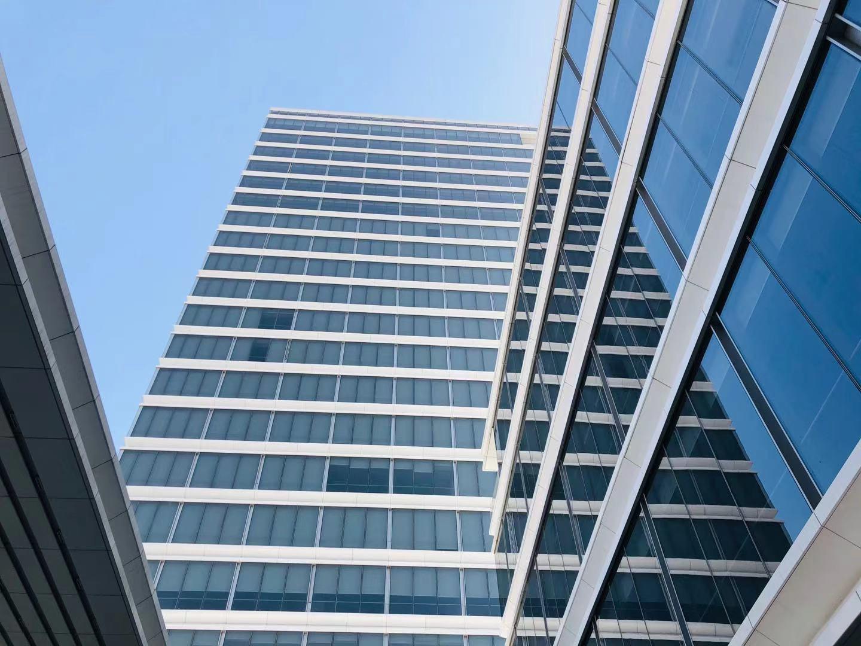 12月份上海各区办公物业租赁市场热力指数TOP10