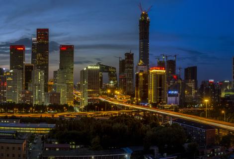 北京写字楼空置率走高,新商圈首当其冲