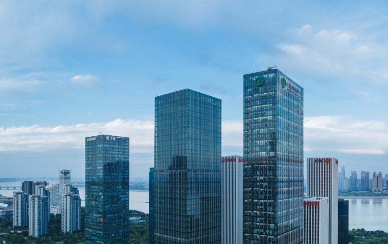 重庆办公楼空置率创十年新低,产业办公提质转型