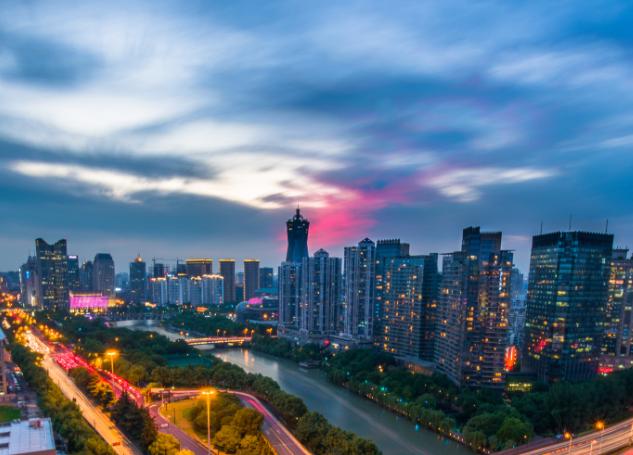 四季度中国写字楼租金指数运行分析