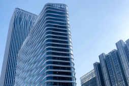2021年1月份上海各区办公物业租赁市场热力指数TOP10