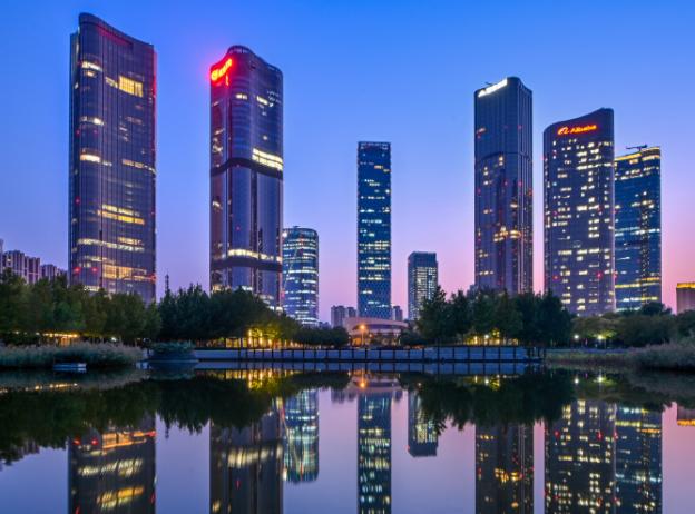 一季度华北区工业及产业市场表现超预期