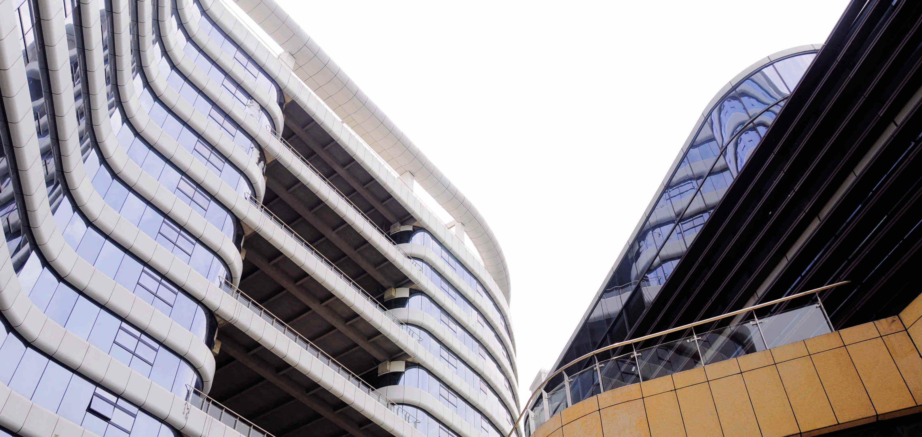 2021年6月份上海各区办公物业租赁市场热力指数TOP10