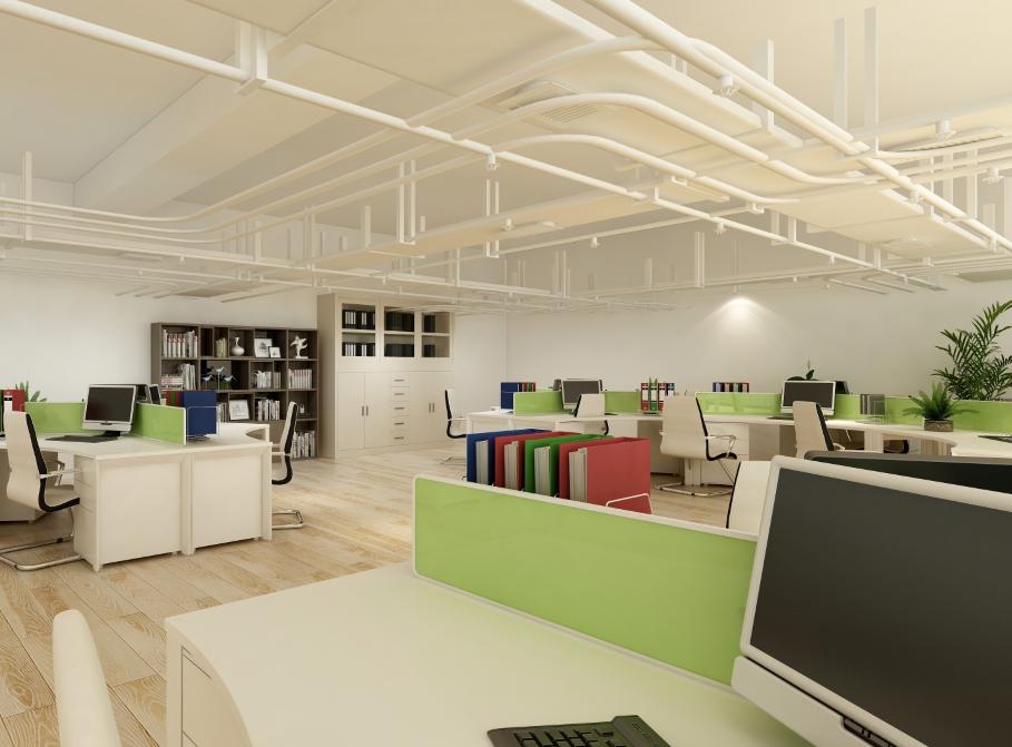 办公室装修设计如何让工业风温暖起来