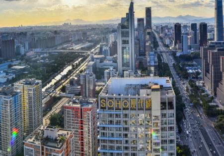 上海写字楼市场持续活跃,多个零售物业项目开业