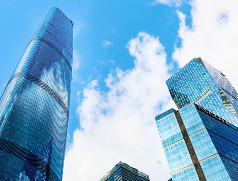 广州写字楼市场金融业升级需求涌现