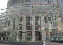银峰大厦(生命人寿大厦)大楼入口