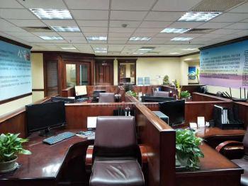 长久商务中心办公区域