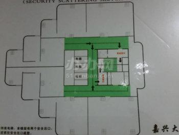 嘉兴大厦户型图