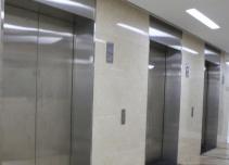 骏丰国际财富广场电梯厅
