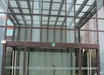 骏丰国际财富广场大楼入口