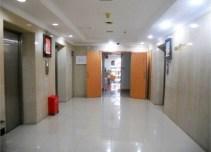 申亚金融广场电梯厅