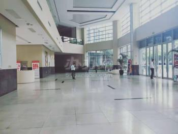 中铁中环时代广场大堂