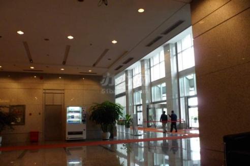 金天地国际大厦大堂