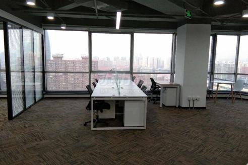 东方梅地亚中心办公区域