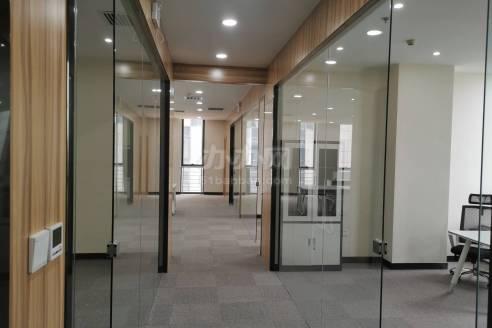 BDA企业大道办公区域