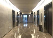蓝爵国际电梯厅