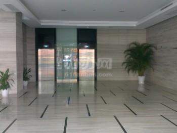 大宁财智中心电梯厅