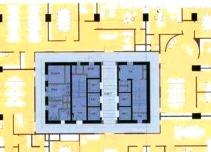 恒利国际大厦平面图