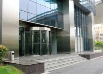 恒利国际大厦大楼入口