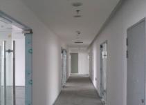 凯德龙之梦虹口广场写字楼公共走廊