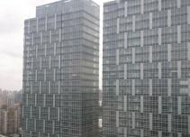 凯德龙之梦虹口广场写字楼外立面图