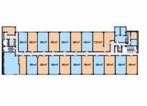加华商务中心平面图