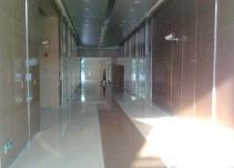 陆家嘴金融服务广场电梯厅