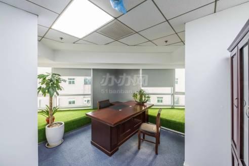 银峰大厦(生命人寿大厦)办公区域