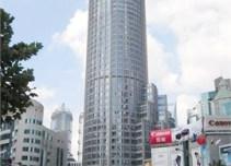 银峰大厦(生命人寿大厦)外立面图