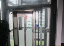 越界创意园区电梯厅