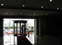谷泰滨江大厦大堂
