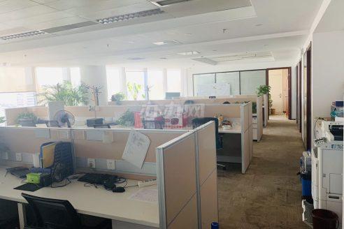 合生财富广场办公区域