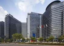 欧美中心外立面图