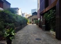 岚亭园大门入口