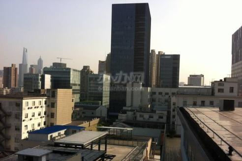亚町创意工坊高层景观