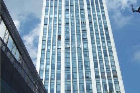 绿地能源大厦外立面图