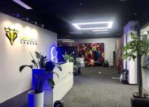徐汇大树下新媒体创意园办公区域