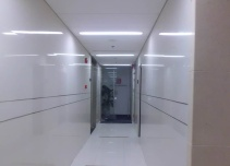 骏丰国际财富广场公共走廊