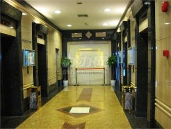 申通信息广场电梯厅