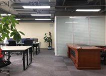 富力双子座办公区域