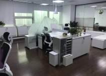 申能国际大厦办公区域