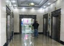 申能国际大厦电梯厅