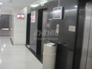 新虹桥捷运大厦电梯厅