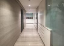 佳预信息科技大厦公共走廊