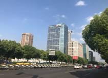 soho世纪广场公共走廊