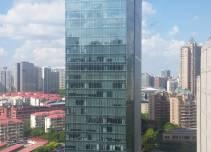 soho世纪广场外立面图