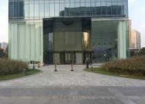 soho世纪广场办公区域